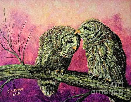Love's A Real Hoot by Jack Lepper
