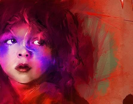 Love's firebrand by Richard Okun