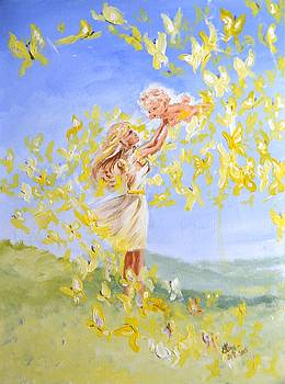 Love's Flight by Katerina Naumenko