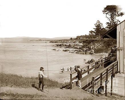 California Views Mr Pat Hathaway Archives - Loves Point Beach Pacific Grove Circa 1895