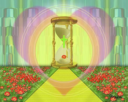 Loves Spiritual Timing #003 by Barbara Tristan