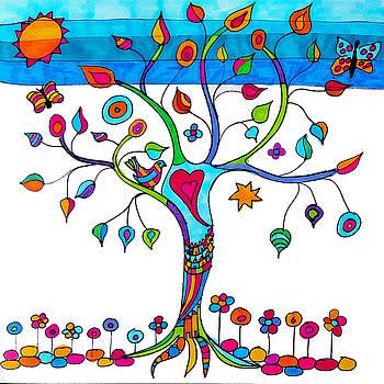 Lovetree by Dora Ficher
