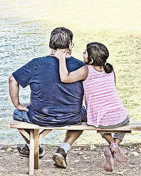 Loving Couple 1 by Jim Thompson