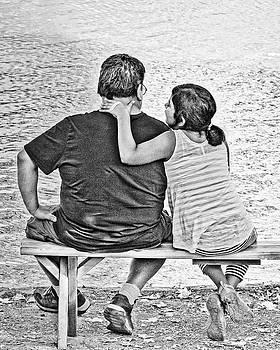 Loving Couple by Jim Thompson