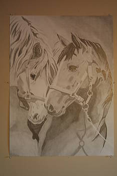 Loving Horses by Brandy LeBlue