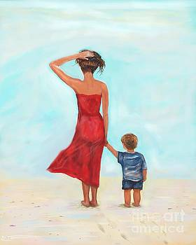 Loving My Little Man by Leslie Allen