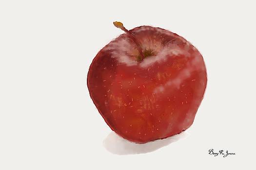Loving the Big Apple by Barry Jones