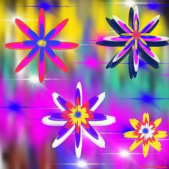 Gina Nicolae Johnson - Lovley flowers