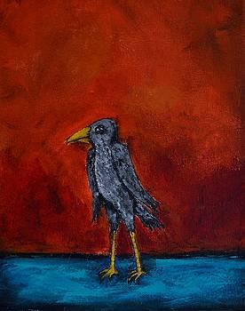 Low Crow by Lisa Kaye