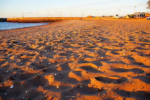 Low-Level Sand by Nik Watt