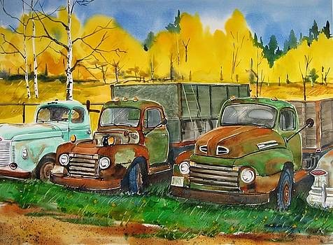 Low Maintenance Vehicles II by Bud Bullivant