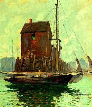 Peter Gumaer Ogden - Low Tide 1911