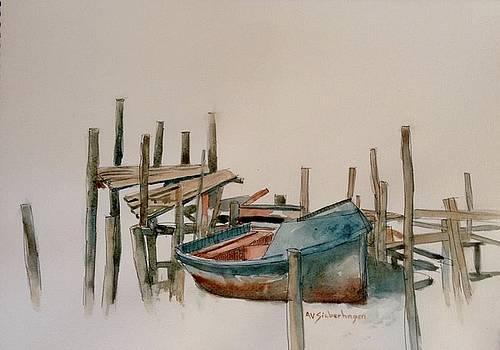 Low Tide by Aurelia Sieberhagen