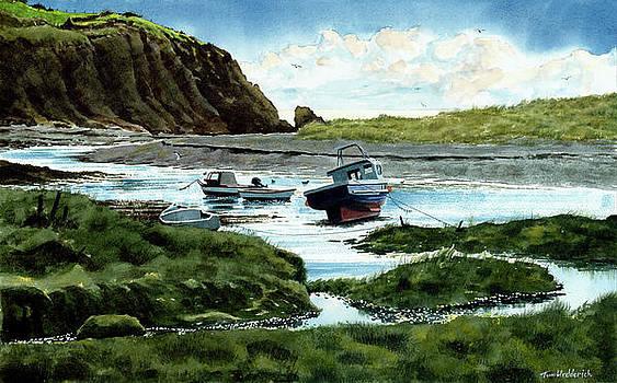 Low Tide in Dungarvan by Tom Hedderich