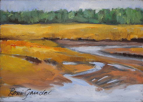 Low Tide by Lenore Gaudet