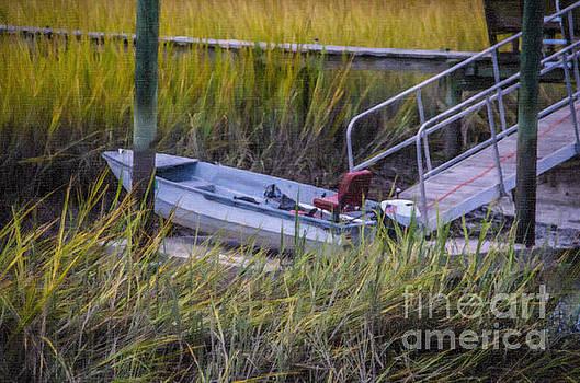Dale Powell - Low Tide on the Creek II