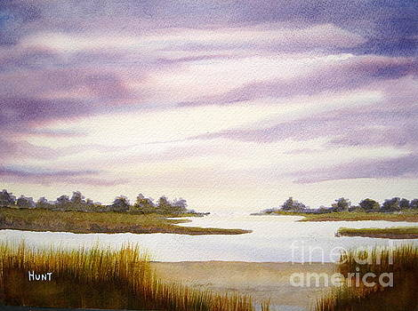 Low Tide by Shirley Braithwaite Hunt