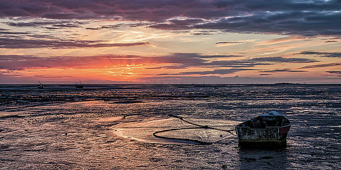Low Tide, Thurstaston by Peter OReilly