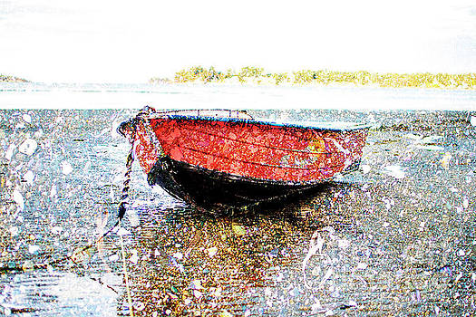 Low Tide's Rest by David Emond