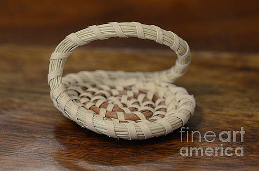 Dale Powell - Lowcountry Basket Weaving