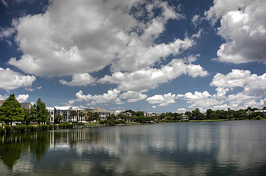 Lowcountry Clouds by BG Flanders