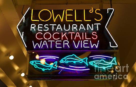 Lowell's by Glennis Siverson
