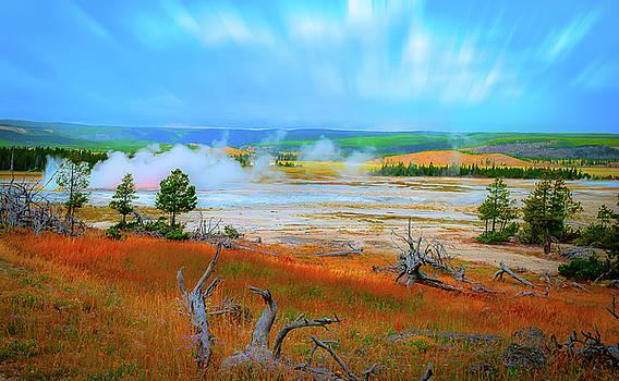 Lower Basin by Mark Dunton