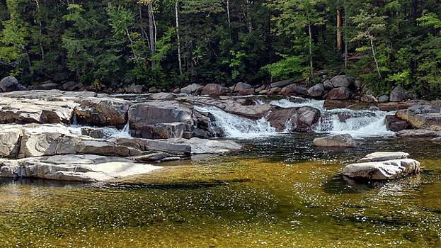 Lower Falls by Bill Morgenstern