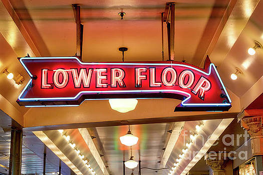 Lower Floor by Jerry Fornarotto