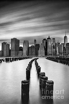 Lower Manhattan by John Farnan
