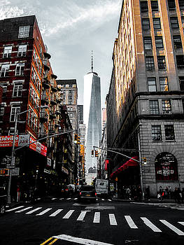 Lower Manhattan One WTC by Nicklas Gustafsson