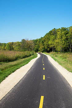 Lower Yahara River Trail 6- Madison - Wisconsin by Steven Ralser