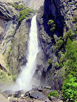 Lynn Bawden - Lower Yosemite Falls