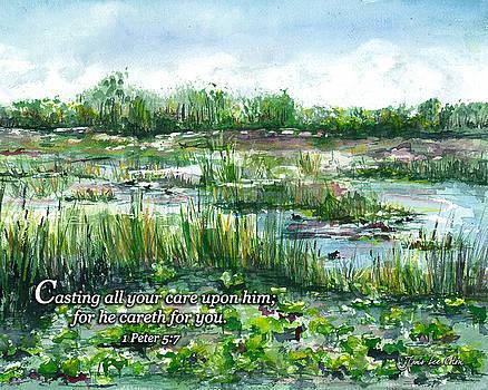 Loxahatchee Marsh 1 Peter 5 by Janis Lee Colon