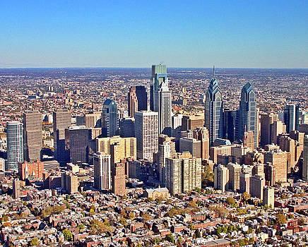 Duncan Pearson - LRG Format Aerial Philadelphia Skyline 226 W Rittenhouse Sq 100 Philadelphia PA 19103 5738