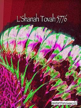 L'Shanah Tovah by Cooky Goldblatt