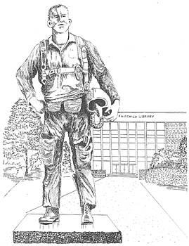 Lt. Richey Fairchild by Barney Hedrick