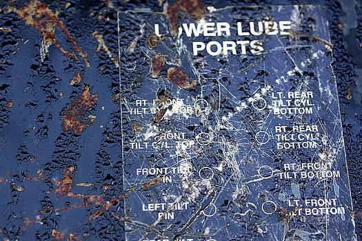 Stephen Mitchell - Lube Port