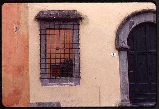 Lucca Window by Susan Tribuzio