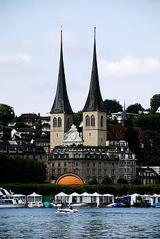 Pravine Chester - Lucerne Cathedral