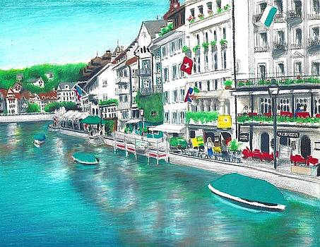 Lucerne by Michelle Skinner