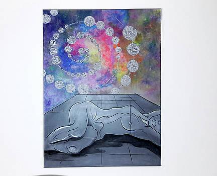 Lucid dreaming.. by Olga Ermolaeva