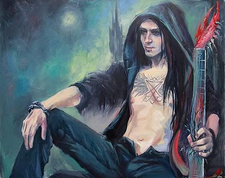 Lucifer by Irina Sergeyeva