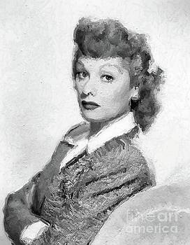 Mary Bassett - Lucille Ball, Vintage Actress