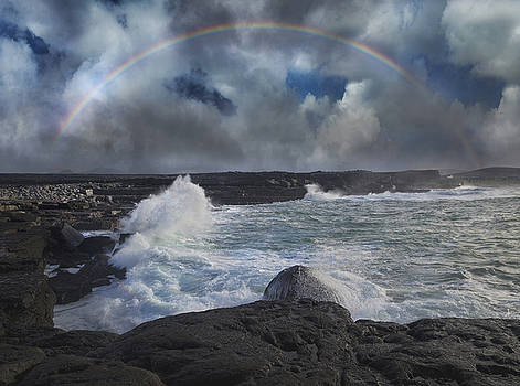 Luck of the Irish Inis Mor by Betsy Knapp