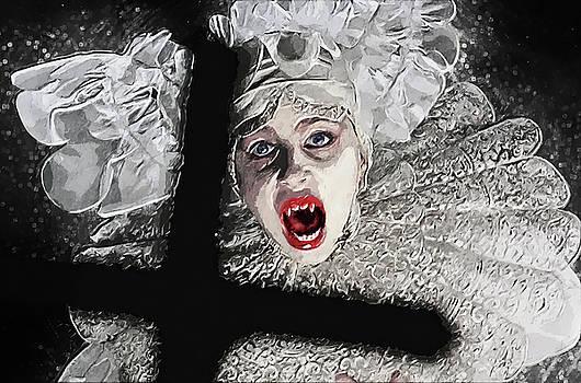Lucy Westenra by Taylan Apukovska