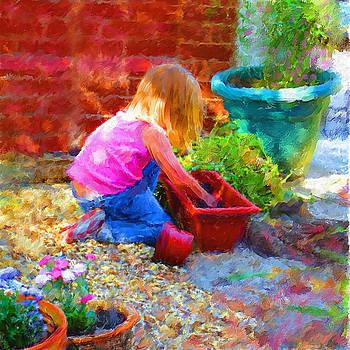 Marilyn Sholin - Lucys English Garden