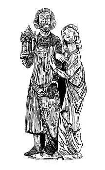Ludwik IX by Dariusz Kronowski