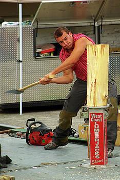 Lumberjack Jake by Paul Wash