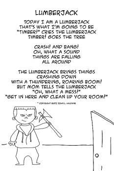 John Haldane - Lumberjack